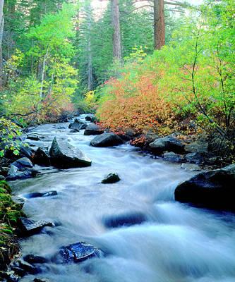 High Sierra Photograph - Usa, California, Sierra Nevada by Jaynes Gallery