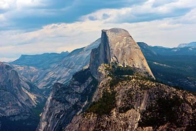 Usa, California, Yosemite National Art Print by Bernard Friel