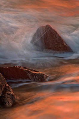 Abstract Beach Landscape Photograph - Usa, New Jersey, Cape by Jaynes Gallery
