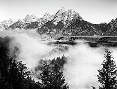 Medium Format Photograph - Usa, Wyoming, Grand Teton National Park by Jaynes Gallery