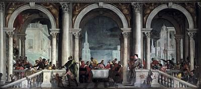 Veronese, Paolo Caliari, Called Paolo Art Print by Everett