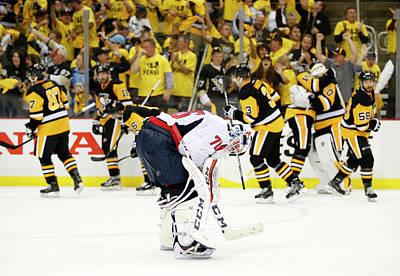 Photograph - Washington Capitals V Pittsburgh by Justin K. Aller