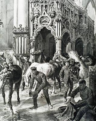 World War I (1914-1918 Art Print by Prisma Archivo