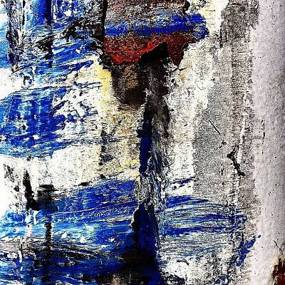 Creative Wall Art - Photograph - Abstract Post 5 by Jason Michael Roust