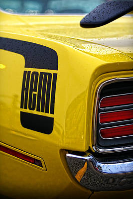 Photograph - '70 Hemi'cuda by Gordon Dean II