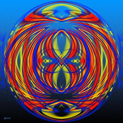 Digital Art - 700 34 by Brian Johnson