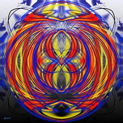 Digital Art - 700 35 by Brian Johnson