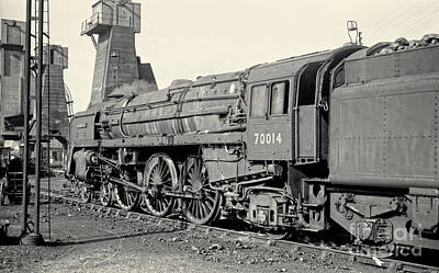 Photograph - 70014 Iron Duke by David Birchall