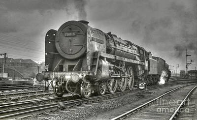 Photograph - 70018 Flying Dutchman by David Birchall
