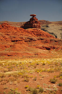 Photograph - 700p Mexican Hat Rock by NightVisions