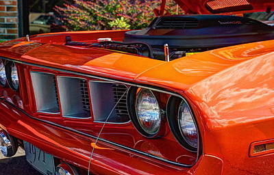 Photograph - 71 Cuda by Ryan Doray