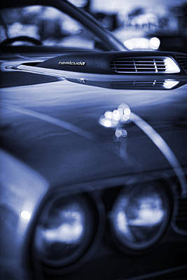 Photograph - '71 Hemi'cuda by Gordon Dean II