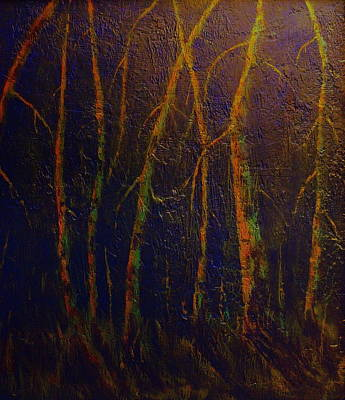 Painting - Earth Light Series by Len Sodenkamp