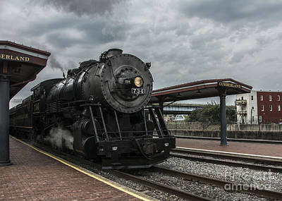 Photograph - #734 Cumberland by Terry Rowe