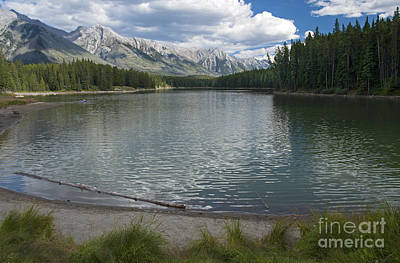 Photograph - 735p Johnson Lake Canada by NightVisions