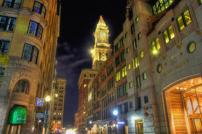 Photograph - 75 State Street - Boston by Joann Vitali