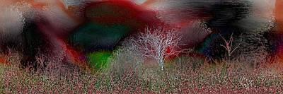 Digital Art - 7763 by Mickey Harris