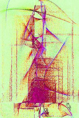 Digital Art - 7764 by Mickey Harris