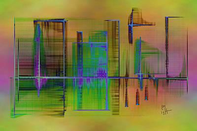 Digital Art - 7845b by Mickey Harris