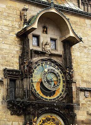 Astronomical Clock Original by Pavel Jankasek