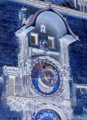 Prague - Astronomical Clock Original by Pavel Jankasek