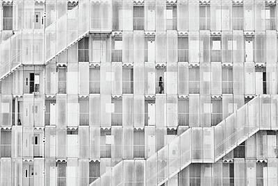 Figures Wall Art - Photograph - 7f by Keisuke Ikeda @