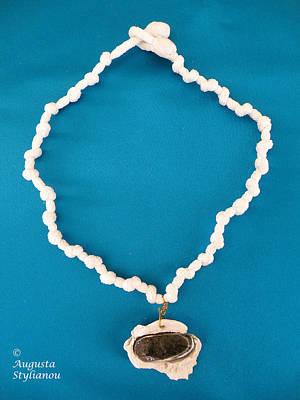 Aphrodite Anadyomene  Necklace Original