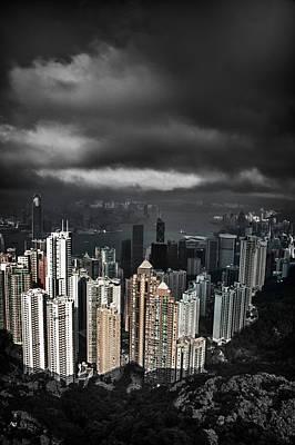 Julie Photograph - Asia, China, Hong Kong by Julie Eggers