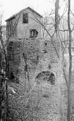 Andover Photograph - Blast Furnace by Hagley Museum And Archive