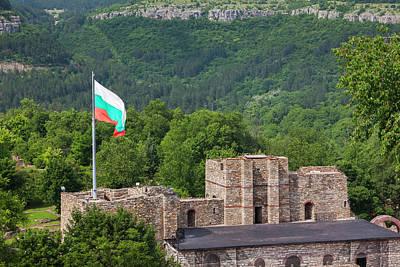 Bulgaria, Central Mountains, Veliko Art Print by Walter Bibikow
