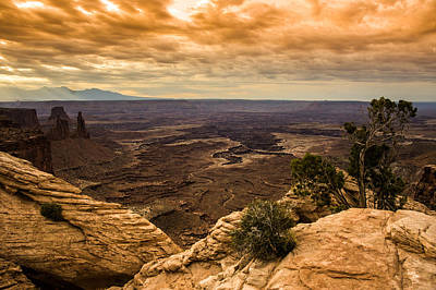 Canyonlands National Park Utah Art Print