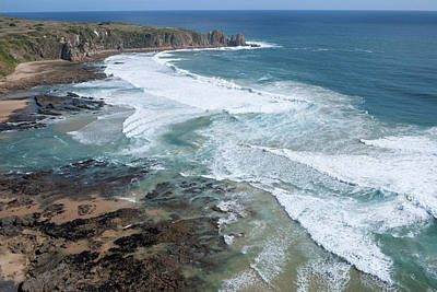 Photograph - Cape Woolamai Beach, Phillip Island by Rob Huntley