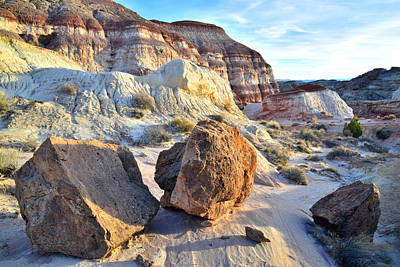 Photograph - Capitol Reef Dunes by Ray Mathis