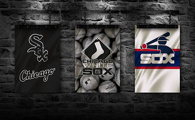 Chicago White Sox Art Print