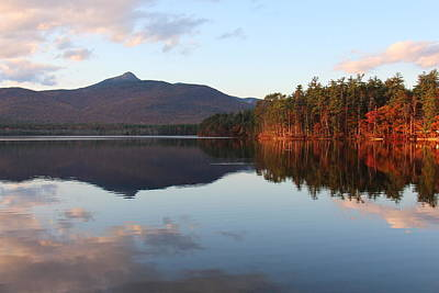 Photograph - Chocorua Lake  Nh by Jeffery Akerson
