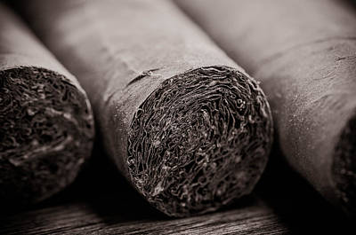 Background Photograph - Cigars by Brandon Bourdages