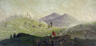 Civil War Gettysburg, 1863 Print by Granger
