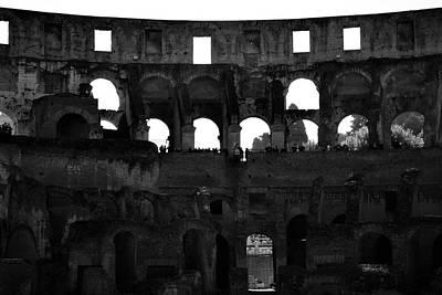 Jouko Lehto Royalty-Free and Rights-Managed Images - Colosseum 3 by Jouko Lehto