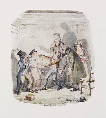 Whores Photograph - Cruikshank's Water Colours by British Library