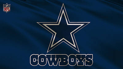 Iphone Case Photograph - Dallas Cowboys Uniform by Joe Hamilton