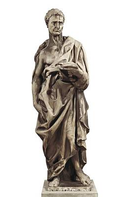 Statue Portrait Photograph - Donatello, Donato De Betto Bardi by Everett