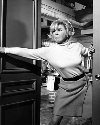 Doris Photograph - Doris Day by Silver Screen
