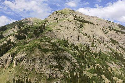 Western Art - Engineer Pass in Colorado  by Brett Pfister