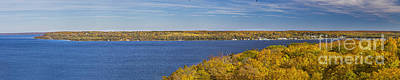 Door County Photograph - Fall In Door County by Twenty Two North Photography