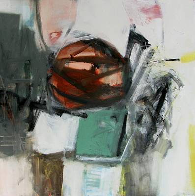 Painting - Figures by Fred Smilde