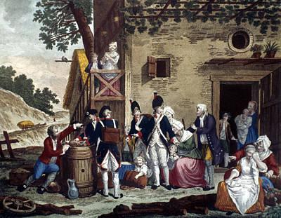 French Revolution 1792 Art Print
