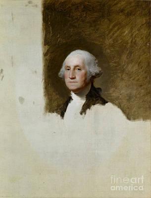 Gilbert Painting - George Washington by Gilbert Stuart