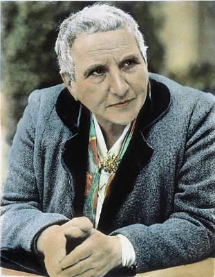 Stein Photograph - Gertrude Stein (1874-1946) by Granger