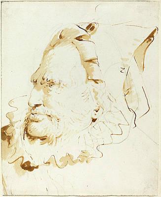 Giovanni Battista Tiepolo Italian, 1696 - 1770 Art Print by Quint Lox