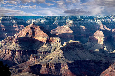 Photograph - Grand Canyon National Park In Arizona by Carol M Highsmith